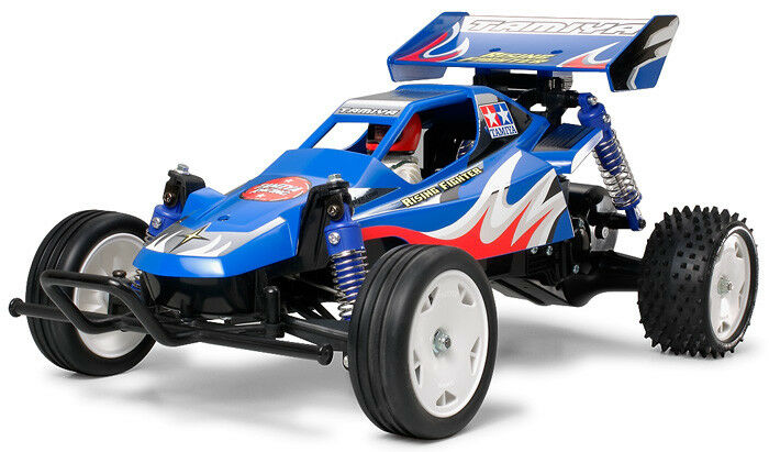 Tamiya 58416 Rising Fighter RC Kit  Radio Control  (Without ESC) BARGAIN