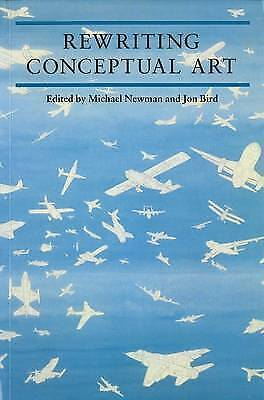 1 of 1 - Rewriting Conceptual Art (Reaktion Books - Critical Views)-ExLibrary