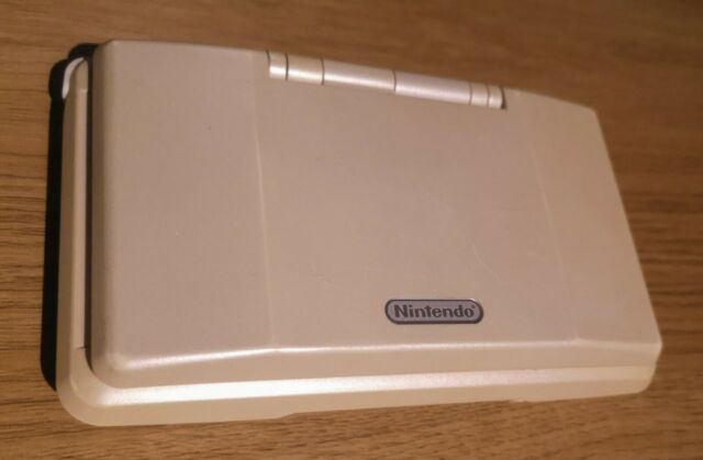 Nintendo DS Pure White Handheld System Japan Exclusive