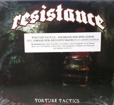 The Resistance - Torture Tactics - CD Digipak 2015