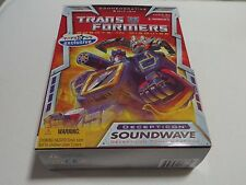 2006 Transformers Soundwave RID Robots in Disguise TRU Exclusive New  Rare MIB
