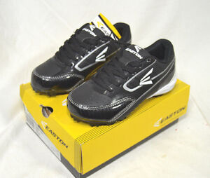 black and yellow youth baseball cleats black trainer shoes