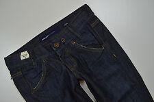 *201 NEU MISS SIXTY Damen Hüft Hose Jeans KAREN L00B40  Reg Slim  W 25/ L 34