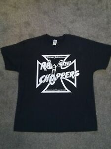 RAW-STEEL-CHOPPERS-T-SHIRTS
