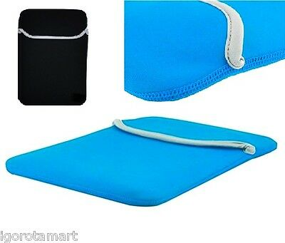 """PC Bags 6 7 8 9.7 10 10.2 11.6 13.5 15.6 17"""" Inch Tablet Case Sleeve Pouch A"""