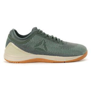 Reebok Men's Crossfit Nano 8 Flexweave Industrial Green Shoes CN2971 NEW!
