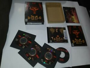 Diablo-2-PC-DISCS-GOOD-CONDITION-VERY-FAST-SHIPPING