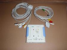 Drager / Siemens MultiMed 12 Lead EKG ECG Module + LEADS