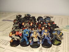 Space Marine Tactical Marines Lot Warhammer 40,000 40k GW