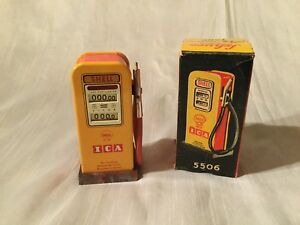 Schuco-5506-Phanomenal-Tank-Gas-Station-Shell-ICA-Boxed