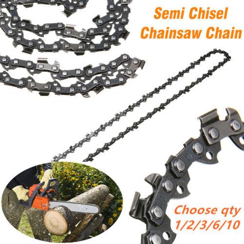 """18/"""" CHAINSAW BAR /&CHAIN COMBO 3//8/"""" .050/"""" 68 FOR DOLMA HUSQVARNA JONSERED POULAN"""