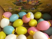 12 Squeak Eggs Chou Chou Egg Easter Squeeze Egg Party Favor