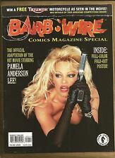 Barb Wire Comics Magazine Special 1 Movie adaptation 1996 Dark Horse Comics