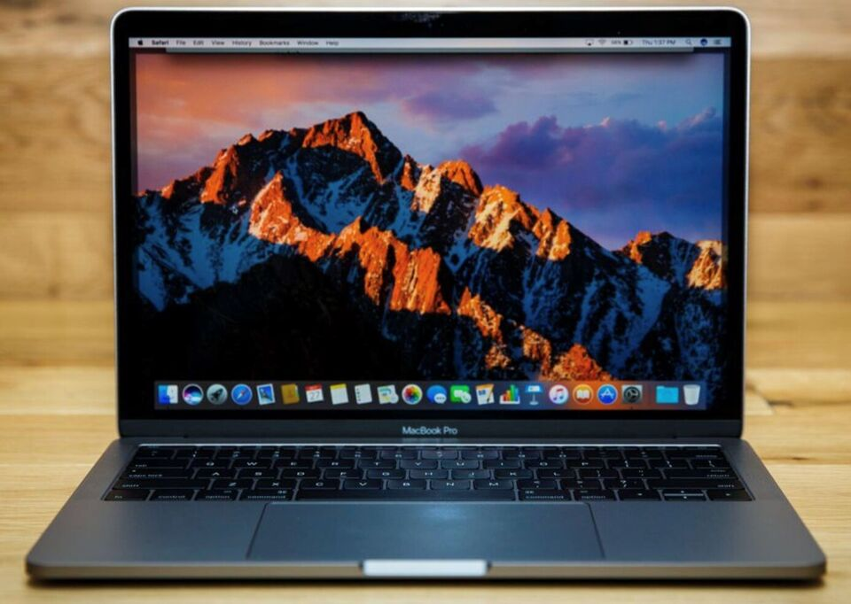 MacBook Pro, God