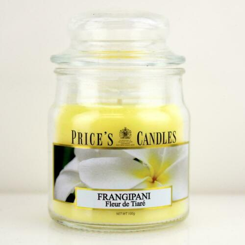 Price`s Patent Candles Limited Small Jar 100 g Frangipani