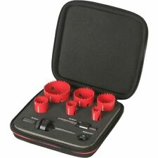 Rothenberger 9 Piece Plumbers Hole saw Kit   11.4202  114202