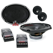 "Memphis Car Audio PRX69C 6"" x 9"" Power Reference Series 2-Way Component Speakers"