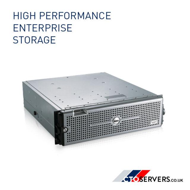 Dell PowerVault md3000i iSCSI SAN Storage 15x 450gb 15000rpm SAS VMware ESXi 6.5