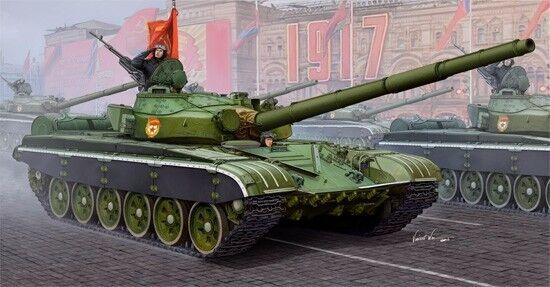 Trumpeter 1 35 Russian T-72B Mod 1985 MBT