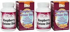Bio Nutrition Raspberry Ketone Diet 60 caps (Paks of 2)
