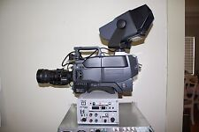 Sony DXC-D55ws CCU-TX50 Camera Set SDI