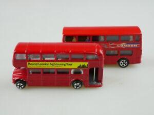 Corgi-Juniors-1-100-Daimler-Fleetline-London-Bus-AEC-Routemaster-Konvolut-512828