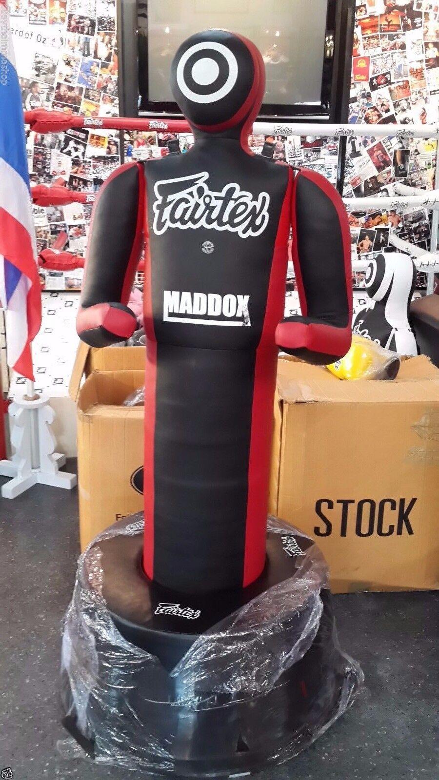 NEW MADDOX3 Hybrid GENUINE FAIRTEX Combination of MAX BAG & MADDOX3 100%Filled