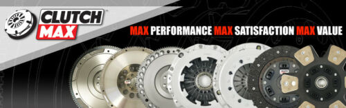 CLUTCHMAX STAGE 2 HD CLUTCH KIT for 2009-2013 TOYOTA COROLLA 1.8L DOHC 5-SPEED