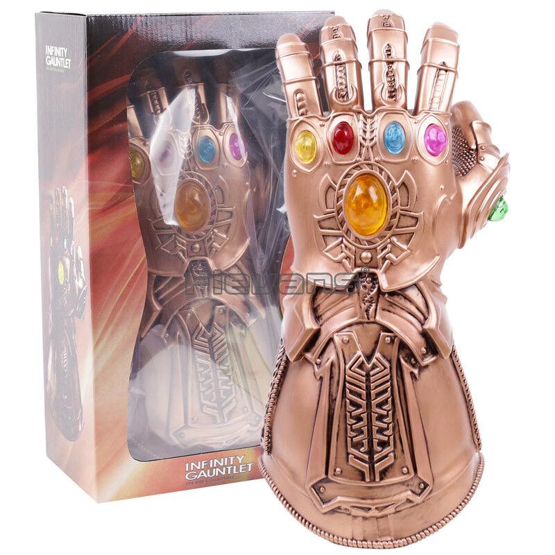 Thanos unendlichkeit spießrutenlauf handschuhe marvel legen thanos spießrutenlauf handschuhe