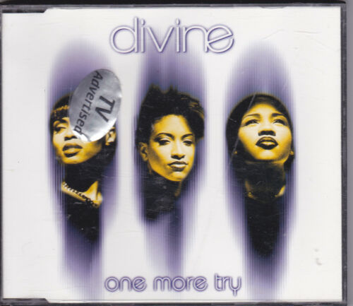 1 von 1 - Doppel CD Divine - One More Try TOP by George Michael !!!
