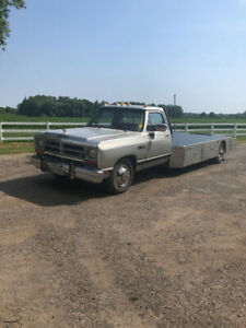 1989 Dodge Ramp truck cummins