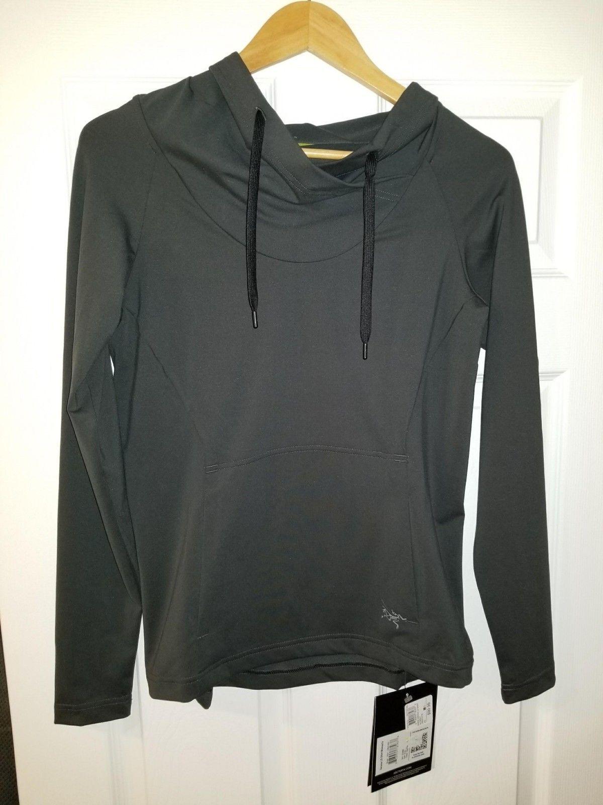Arc`teryx Varana long sleeve shirt brand new with tags SIZE  XL GRAPHITE COLOR