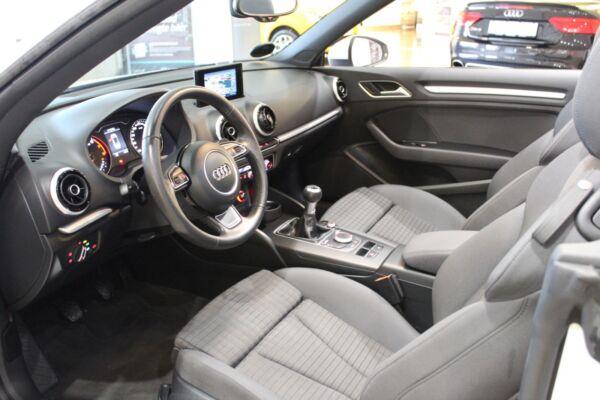 Audi A3 1,4 TFSi 140 Ambition Cabrio - billede 3