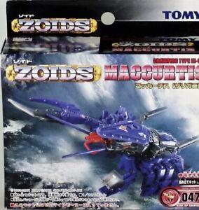 Enthusiastic Zoids Maccurtis Ez-047 Models & Kits Anime