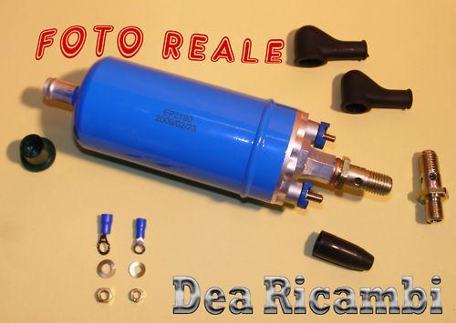 2190 pompa elettrica benzina 4 bar PORSCHE 911 CARRERA