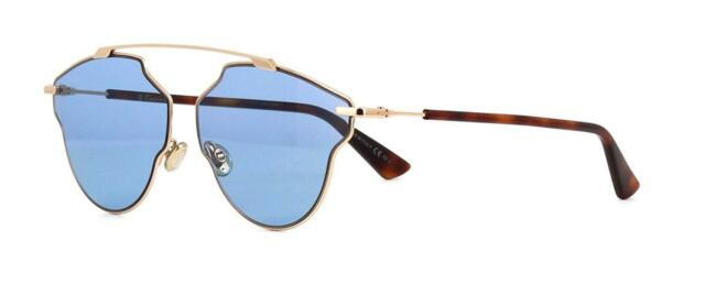 30b16ff57bd6e Authentic Christian Dior so Real Pop Blue Sunglasses 59mm Retail for ...
