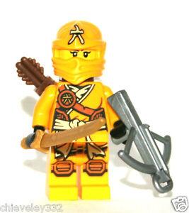 Orange Ninja Lego Coloring Pages