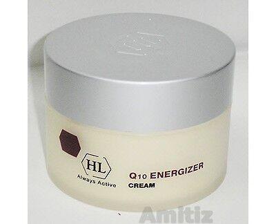 HL HOLY LAND Q10 Energizer Cream 250ml / 8.5oz coenzyme