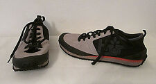 HABITAT Footwear Men's Gray Suede Navy Fabric Sneakers Athletic Shoes 41 EU 8 US