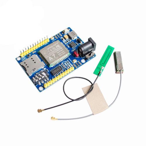 A7 GSM GPRS Module GPS 3 en 1 module de développement pour STM32 51 Microcontrôleur Unité usage général