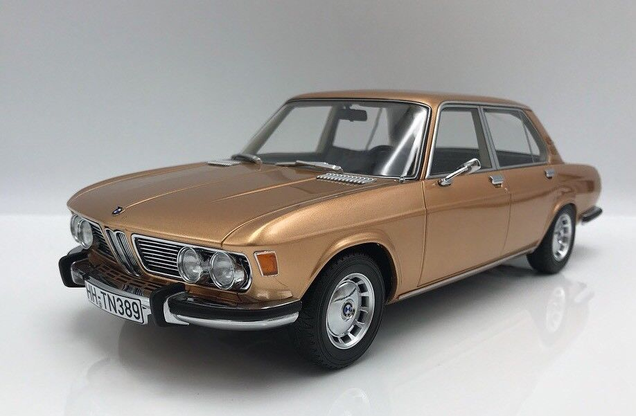 BMW 2500 (e3) 1968 or 1 18 BoS    NEW