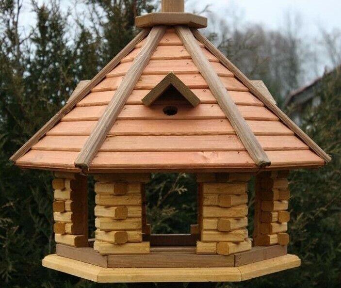 Vogelhäuser mit Ständer VOGELHAUS Das Vogelhäuschen mit einem Nistkasten  XL | Neuer Stil  | Wirtschaftlich und praktisch  | Haben Wir Lob Von Kunden Gewonnen