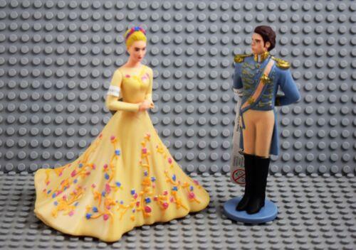 BULLYLAND Walt Disney Cinderella con fiabe il principe NUOVO E OVP