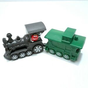 M-amp-M-Holiday-Train-McDonald-039-s-Happy-Meal-Toy-McDonalds-Toys
