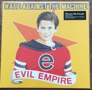 Rage-Against-Machine-Evil-Empire-LP-Vinyl-New-180gm-Music-On-Vinyl-MOVLP017