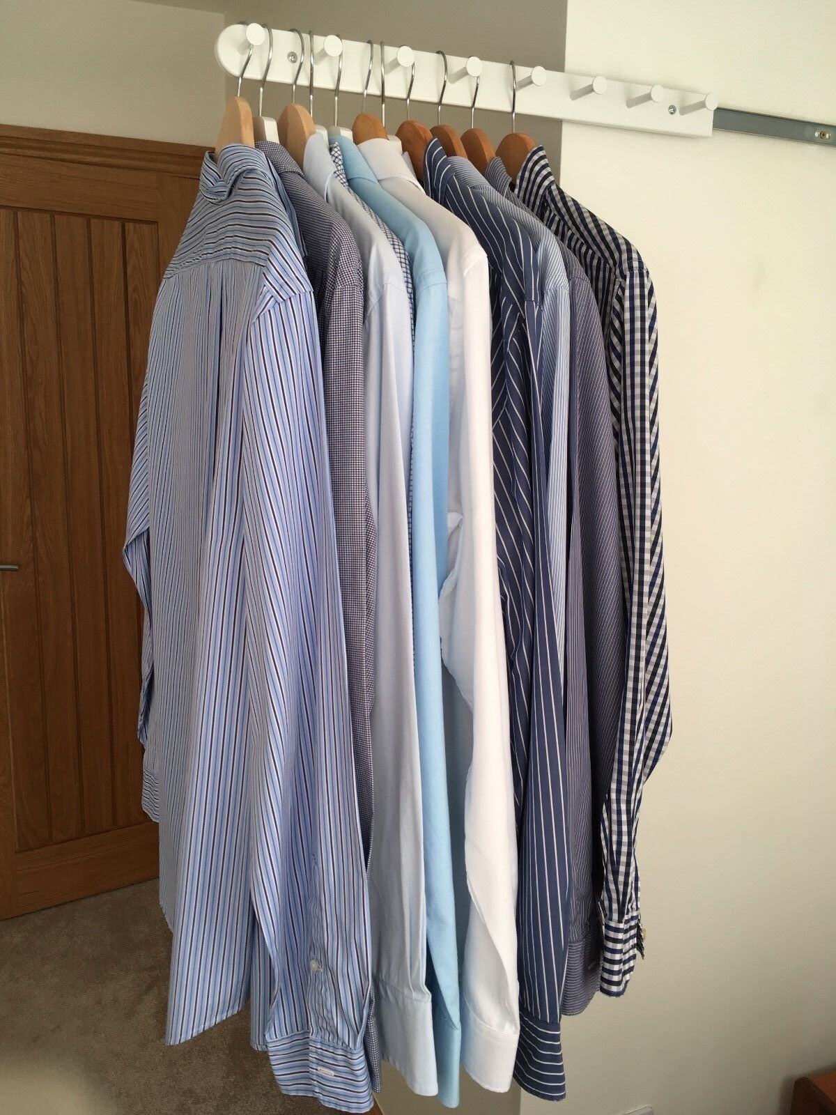 A collection of  Herren Shirts (8 items) - perfect condition