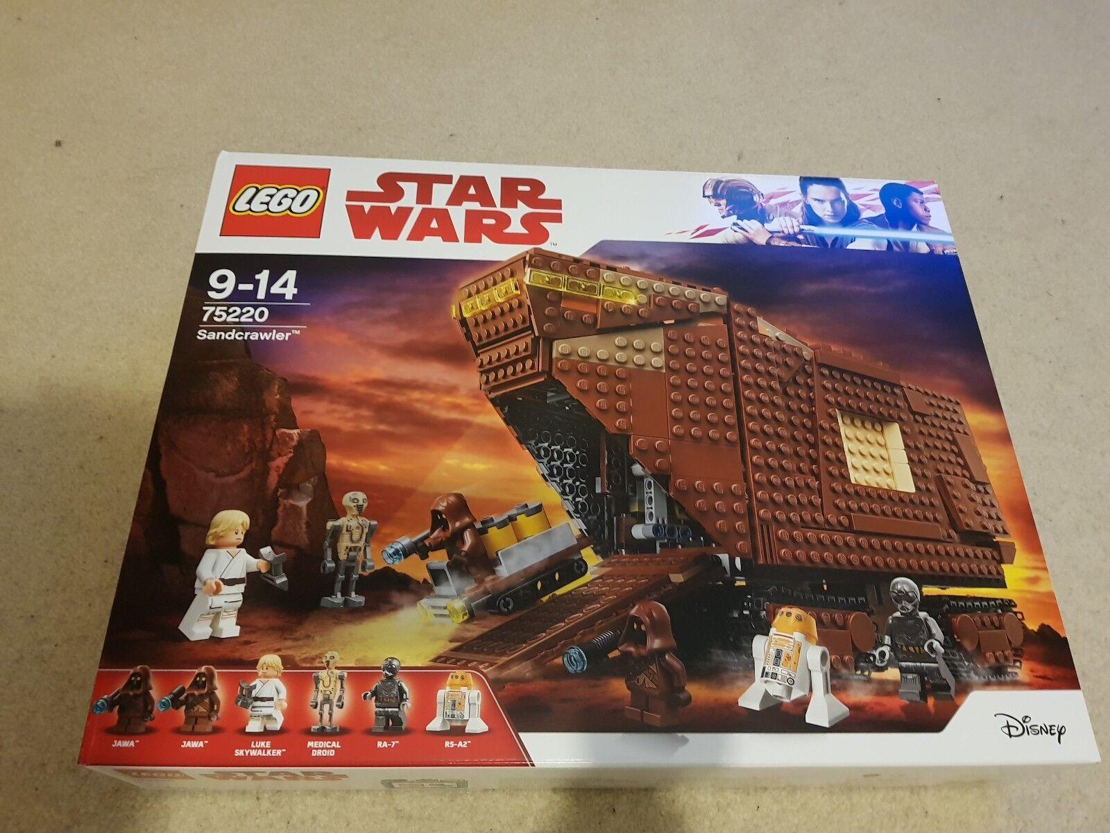Lego Star Wars Sandcrawler (75220) (75220) (75220) a23af8