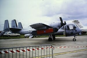 2-227-Grumman-V-1-Mohawk-United-States-Army-14246-Kodachrome-SLIDE