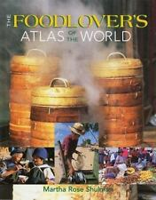 The Foodlover's Atlas of the World-ExLibrary