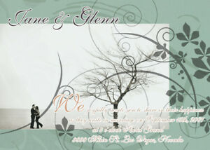 Details About Wedding Invitation Cards Photoshop Templates Psd Vol2